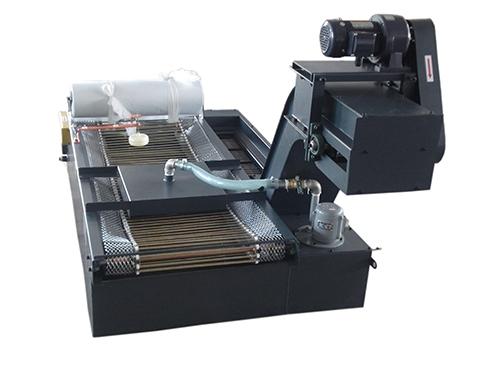 平网纸带过滤机+排屑机